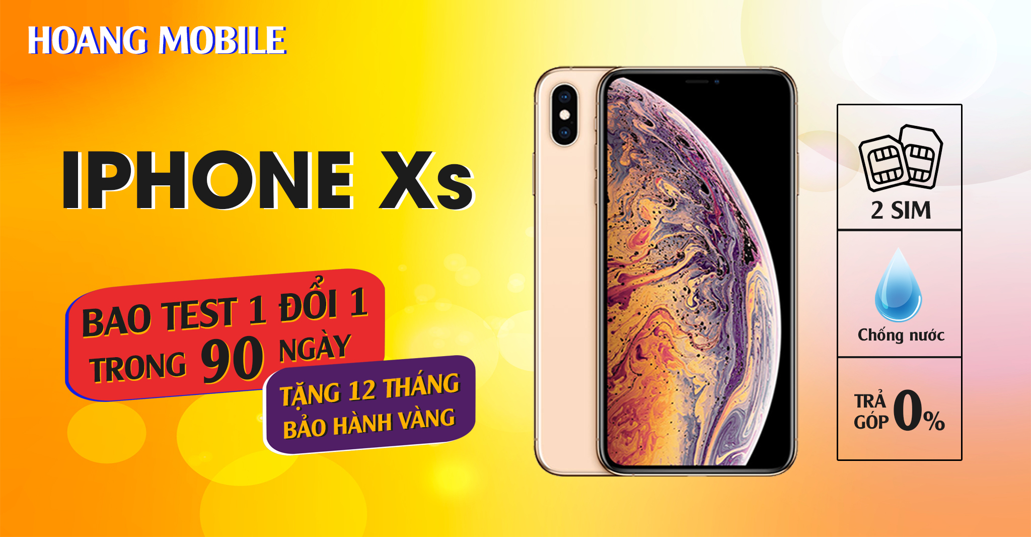 Apple Iphone Xs 64G Quốc Tế