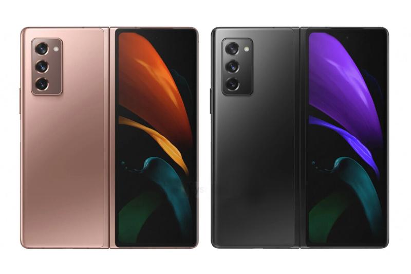 Samsung Galaxy-Z-fold 2 - 5G Hàn Quốc