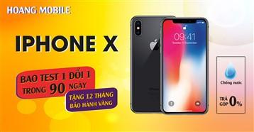Iphone X Quốc Tế 64G