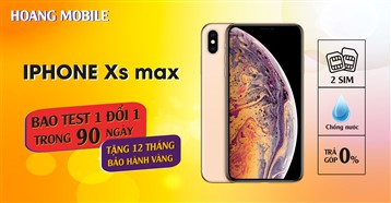 Apple iPhone Xs Max 64G Quốc Tế