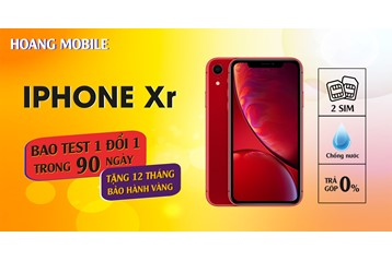 Apple Iphone XR Quốc Tế