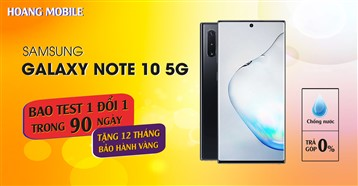 Samsung Galaxy Note 10 Plus 5G 512G