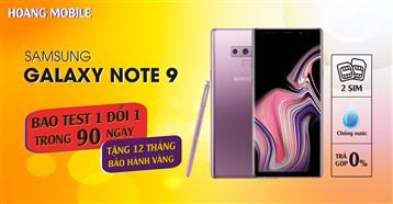 Samsung Galaxy Note 9 128G Hàn Quốc