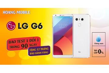 LG G6 Xách Tay Hàn Quốc
