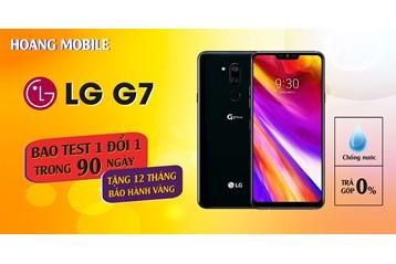 LG G7 Hàn Quốc