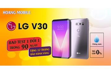 LG V30 Xách Tay Hàn