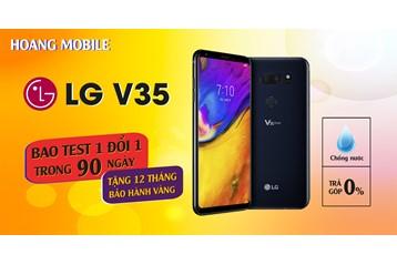 LG V35 Xách Tay