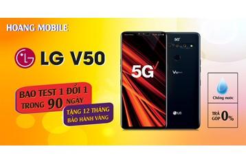 LG V50 5G Xách Tay Hàn Quốc